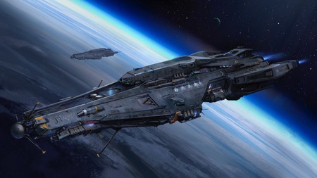Spaceship 00020VG