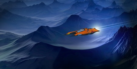 Spaceship 00657