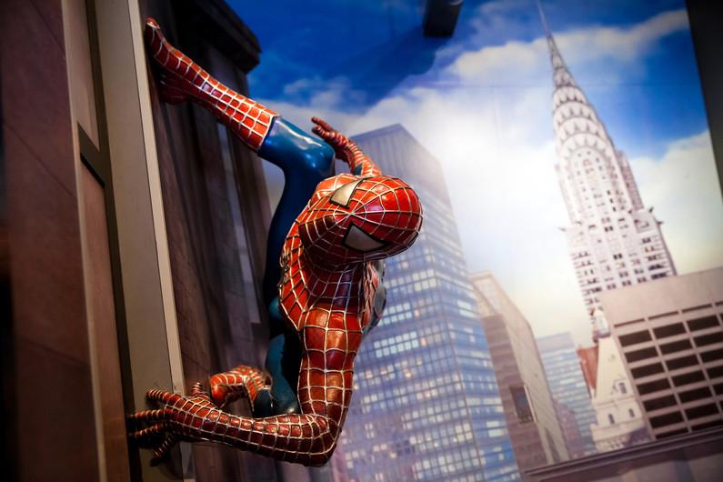 Spider-man in new York city 00192