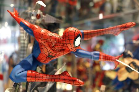 Spiderman Avengers 00208