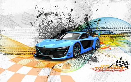 спорткар 01256D