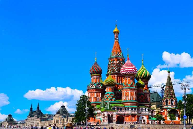 St. Basil's Cathedral 00577