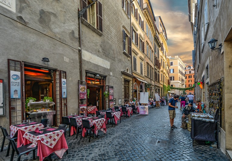 Streets of Rome 00629
