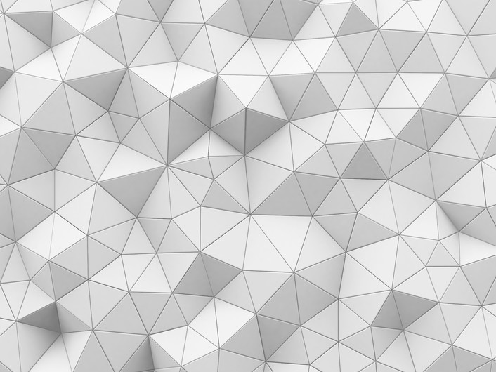 Texture of the triangle 3D 00826