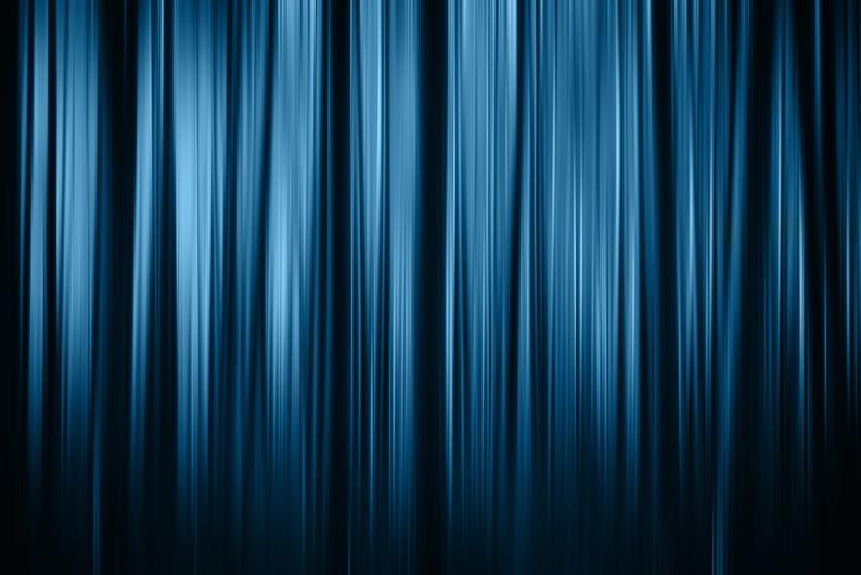 Theater curtain 00686