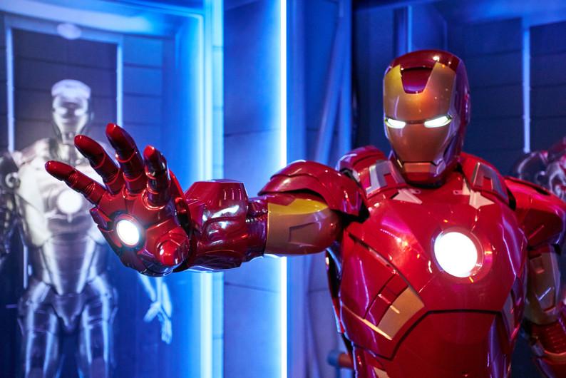 Tony Stark the Iron Man 00200