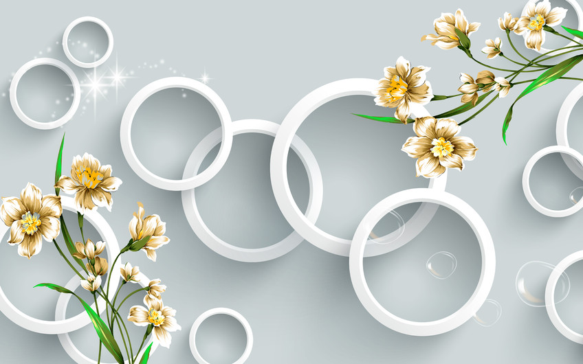 цветы 01048