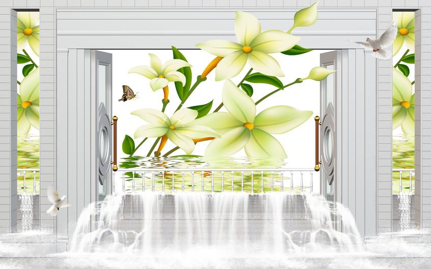 цветы 01060