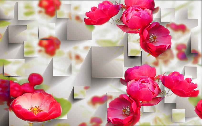 цветы 01074