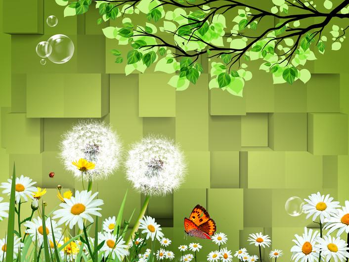 цветы 01201