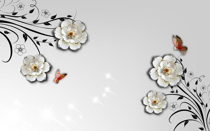 цветы 01225