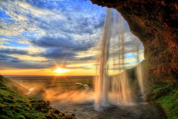 водопад 01344