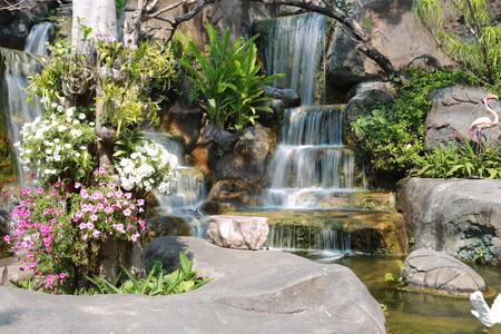 Водопад 01431