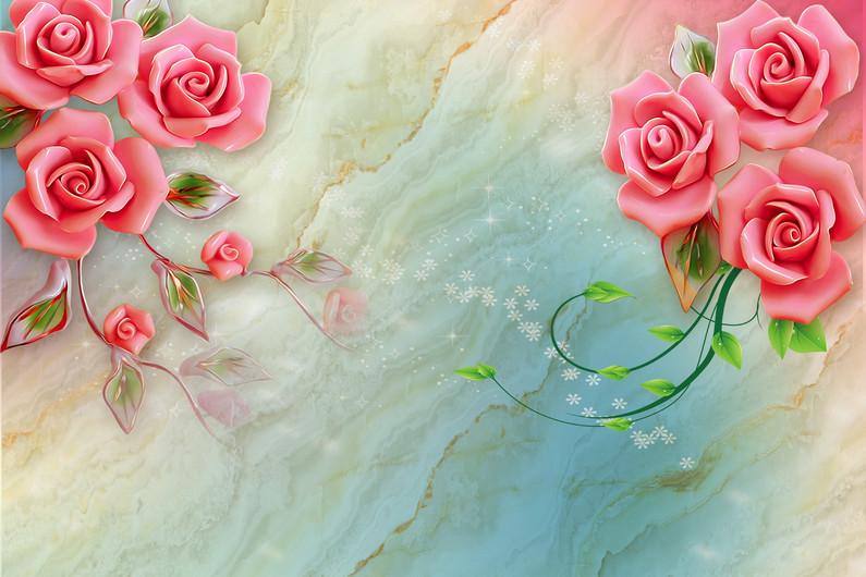 волшебные розы 01219
