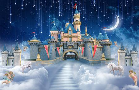 волшебный замок 01246D
