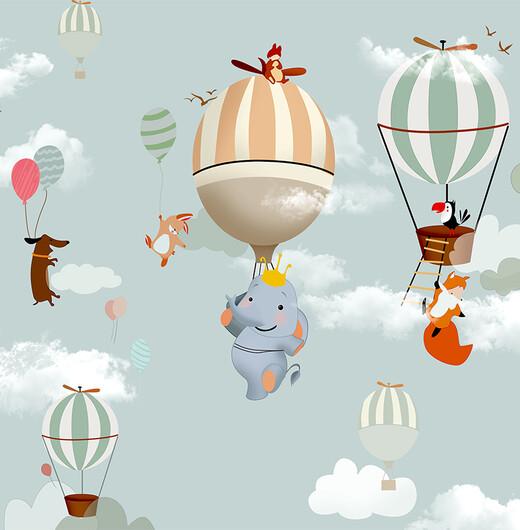 Воздушные шары 01380