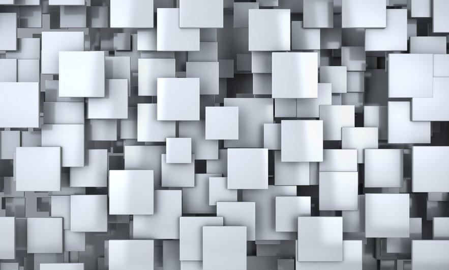 White Blocks 00387