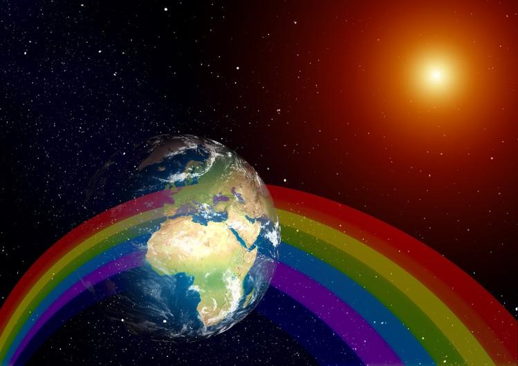 World of rainbow 00327