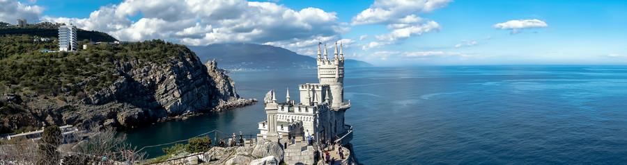 Yalta. swallow's nest 00190