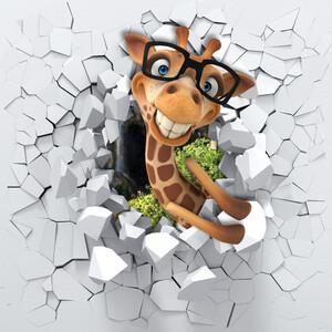Жираф 01517